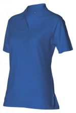 PPT 180 poloshirt dames royal blue