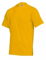 T190 t shirts  geel