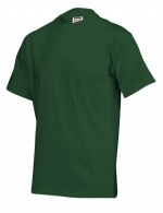 T190 t shirts  groen bottlegreen