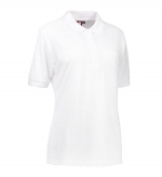 0521 poloshirt dames  Identity classic wit