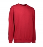 0600 sweater ronde hals ID Identity rood