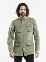 Chef Jacket Parka green 234 CD