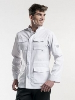 Chef Jacket Parka white 285 CD