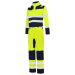 753009 / OVERALL HIGH VIS BICOLOR yellow ink