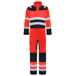 753009 High vis overall rood