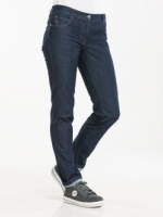 197 Skinny stretch ladies denim Chefs pantalon CD