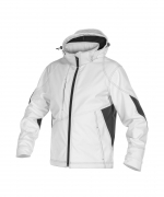 Gravity soft shell jack stretch Dassy wit