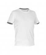 Nexus Dassy t shirt heren wit grijs 710025