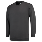 S280 301008 sweater ronde hals Tricorp donkergrijs