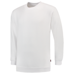 S280 301008 sweater ronde hals Tricorp wit