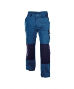 Boston Dassy werkbroek royal blue