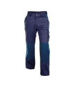 Boston Dassy werkbroek navy royal