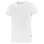 TFR160 fitted t-shirt wit