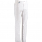 Thor stretch heren witte pantalon