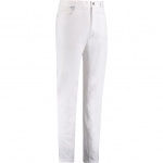 Tije heren pantalon stretch wit