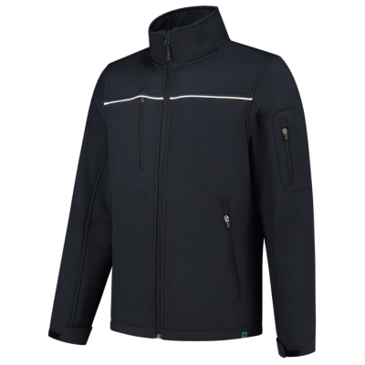 softshell rewear 401701 (recycled materiaal) navy